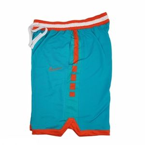 Nike Dri-Fit Elite Miami Dolphins Basketball Short